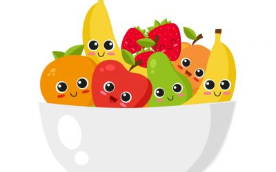 Owoce (1) – słowniczek