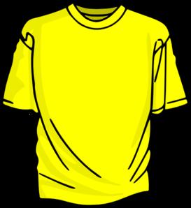 żółta koszulka