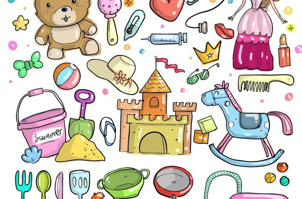 Zabawki (4) – słowniczek