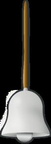 srebrny dzwonek