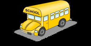 żółty szkolny autobus
