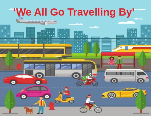 """Reader's Corner – """"We All Go Travelling By"""" 2"""