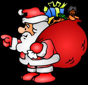 Święty Mikołaj – słowniczek