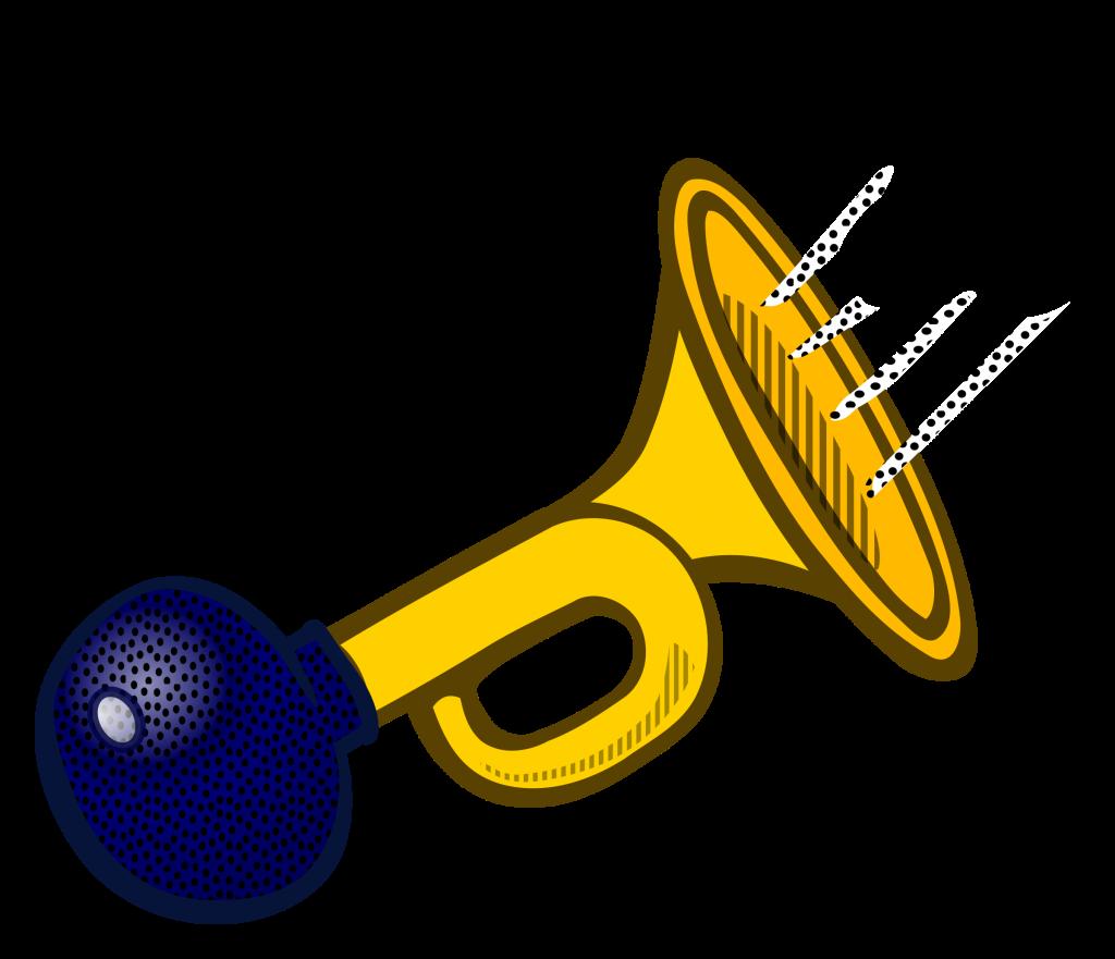 Trąbka - klakson