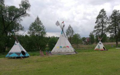 Wycieczka do Wioski Indianskiej w Karchowicach
